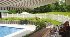 8700 Retractable Patio Awnings
