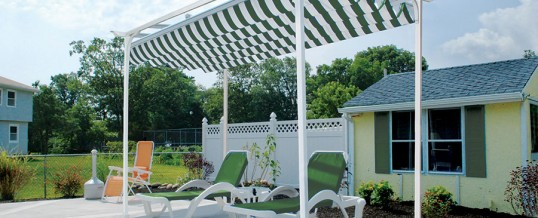 Poolside Canopy