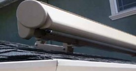 The G250 Retractable Awning is the perfect solution for roof mount installations.